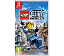 Jeu Switch Warner Lego City Undercover