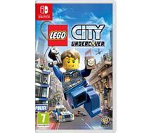 Jeu Switch Warner Lego City Undercover