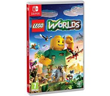 Jeu Switch Warner Lego Worlds