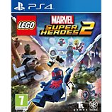 Jeu PS4 Warner Lego Marvel Super Heroes 2