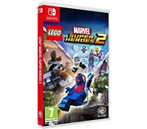 Jeu Switch Warner Lego Marvel Super Heroes 2
