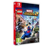 Jeu Switch Warner Lego Marvel Super Heroes 2