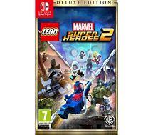 Jeu Switch Warner Lego Marvel Super Heroes 2 Deluxe