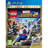 Jeu PS4 Warner Lego Marvel Super Heroes 2 Deluxe