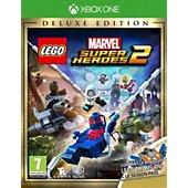 Jeu Xbox One Warner Lego Marvel Super Heroes 2