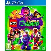 Jeu PS4 Warner Lego DC Super Vilains