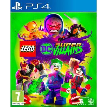 Warner Lego DC Super Vilains
