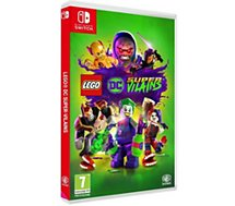 Jeu Switch Warner Lego DC Super Vilains