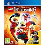 Jeu PS4 Warner Lego Les Indestructibles