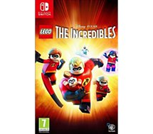 Jeu Switch Warner Lego Les Indestructibles
