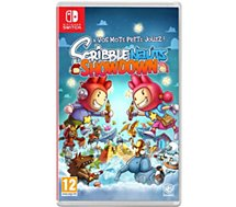 Jeu Switch Warner  Scribblenauts Showdown
