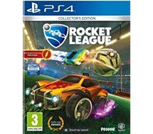 Jeu PS4 Warner  Rocket League Ultimate Edition