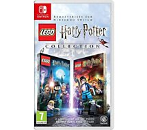 Jeu Switch Warner  Lego Harry Potter Collection