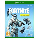 Jeu Xbox One Warner Fortnite Pack Froid Eternel