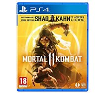 Jeu PS4 Warner Mortal Kombat 11