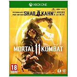 Jeu Xbox One Warner  Mortal Kombat 11