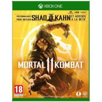 Warner Mortal Kombat 11