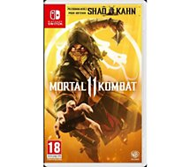 Jeu Switch Warner Mortal Kombat 11