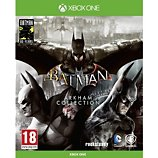 Jeu Xbox One Warner Batman Arkham Collection