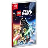 Jeu Switch Warner LEGO STAR WARS : SKYWALKER