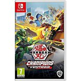 Jeu Switch Warner  BAKUGAN:CHAMPIONS DE VESTROIA