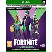 Jeu Xbox One Warner FORTNITE : PACK DERNIER RIRE