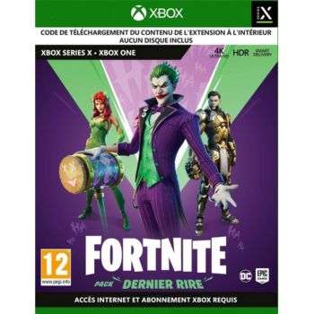 Warner FORTNITE : PACK DERNIER RIRE