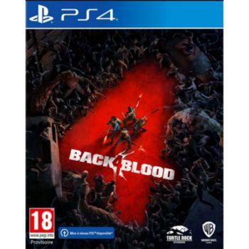 Warner BACK 4 BLOOD - ED STANDARD PS4
