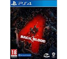 Jeu PS4 Warner  BACK 4 BLOOD - ED SPECIALE P4
