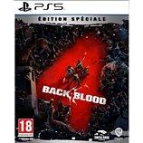 Jeu PS5 Warner  BACK 4 BLOOD - ED SPECIALE P5