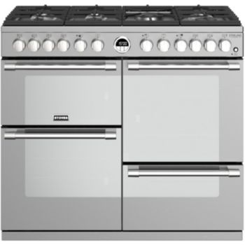 Stoves STERLING DELUXE 100 DFT INOX
