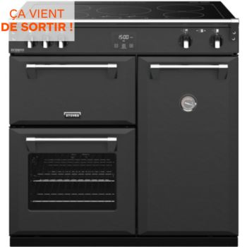 Stoves RICHMOND DELUXE 90 EI ANTHRACITE