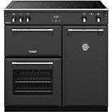 Piano de cuisson Stoves  RICHMOND DELUXE 90 EI ANTHRACITE