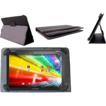 Duragadget housse tui noir universel tablette 10 for Boulanger etui tablette