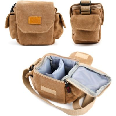 Sac photo et vid o duragadget boulanger for Housse appareil photo hybride