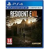 Jeu PS4 Capcom Resident Evil 7 Biohazard