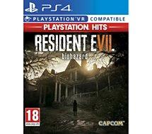 Jeu PS4 Capcom Resident Evil 7 HITS