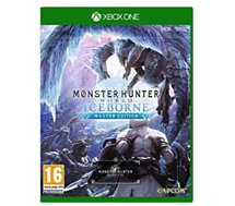 Jeu Xbox One Capcom  Monster Hunter World Iceborne