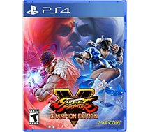 Jeu PS4 Capcom  Street Fighter 5 Champion Edition