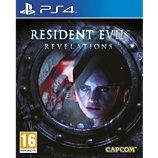 Jeu PS4 Capcom Resident Evil Revelations