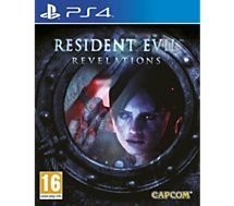 Jeu PS4 Capcom Resident Evil Revelations
