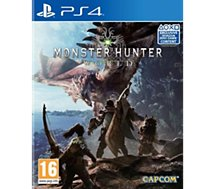 Jeu PS4 Capcom Monster Hunter World