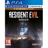 Jeu PS4 Capcom Resident Evil 7 Edition Gold