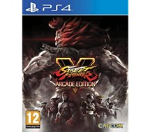 Jeu PS4 Capcom Street Fighter V Arcade Edition