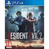 Jeu PS4 Capcom Resident Evil 2