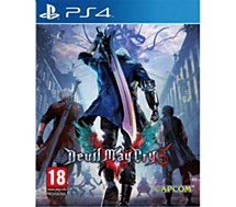 Jeu PS4 Capcom  Devil May Cry 5