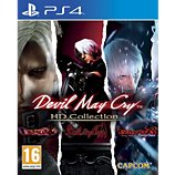 Jeu PS4 Capcom Devil May Cry HD Collection
