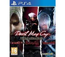 Jeu PS4 Capcom Devil May Cry HD Collection