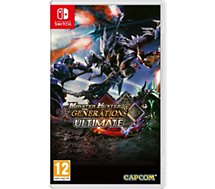 Jeu Switch Capcom Monster Hunter Generations Ultimate