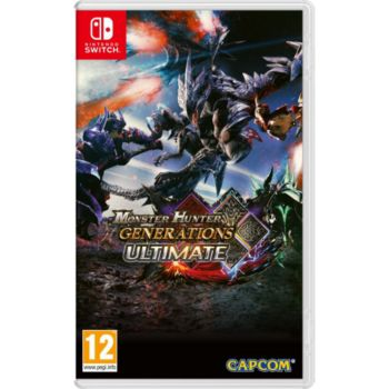 Capcom Monster Hunter Generations Ultimate